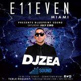 "Dj Zea ""Blueprint Sound"" Miami Top 40  Latin  Club Mix"