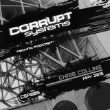 Chris Collins - Corrupt Systems Techno Podcast - [ May 2015 ]
