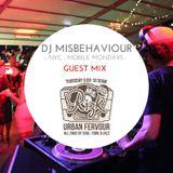 UF WITH DJ MISBEHAVIOUR (NYC) JANUARY 21st , 2016
