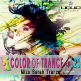 Color Of Trance Episode 123 - Liquid Radio