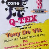Tony De Vit - Live At Kellys Portrush - Full Mix - 25-3-1995