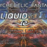 Live Set -opening set @ Psychedelic Fantasy-Munchen Germany 06-04-2018