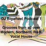 DJ Bigwheel Podcast 1