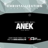 Christallization #85 with Anek