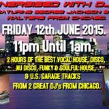 Energised With DJ Tim Featuring George Jackson & Voc Walters - 12th June 2015 - Citybeat 103.2 fm.