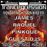 Pinkque Trance set on Trancegression 3-12-12