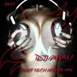 dj AHAU - Deep Tech House mix ( 20.10.2017 )