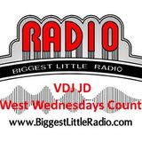 October 26 VDJ JD #wildwestwednesday  Biggest Little Radio Mix