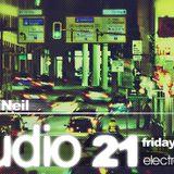 WEB-TV Show | STUDIO21 live electrosound.tv 20 März 2015 - Marc O´Neil
