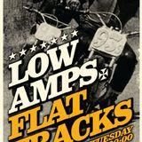 LOW AMPS FLAT TRACKS 12/2/2013 - NO CLEAN VOCALS special