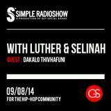 Simple Radio Show 004 w/ Luther & Selinah
