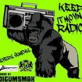 Keep It Movin Radio .. Nov 3, 2012 .. mixed by digumsmak