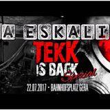 DEXXTER @ Gera Eskaliert - TIB Special - Core Nation Floor