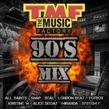 DJ Elroy - TMF 90's Mix (Tribute Edition 2019)