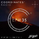EP#35 Leo Levo: Coordinates° Radio