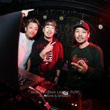 "20180508 ""BLACK LABEL"" @ PURE OSAKA LIVE AUDIO (DJ HERO) AND (MC MATUSI , SHUN)"