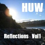 HUW - Reflections Vol1. Nu-Jazz, Chillout, Instrumental Hip-Hop, Electronica.