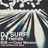 Jaime Boutwood & Friends: B2b session with COOX MORENO
