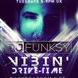 Vibin' Drive w/ DJ Funksy (25/07/17)