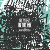 DJ FORMAT in the mix for PAINTSHOP STUDIO