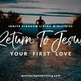 2019-11-03<清晨 QT 敬拜祷告时刻恢复对耶稣起初的爱心至死忠心>启示录EP03