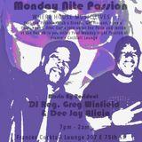 Monday Nite Passion with dj Reg 9/5/16
