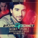 GAMING PLANET : SAISON 4 / EPISODE 2 ( avec Fabrice Fara : VF de Sheldon Cooper )