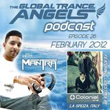 The Global Trance Angels Podcast EP 26  with Dj Mantra Ft. Colonial One Guestmix [Italy]
