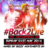 Back2Life Promo Mix Pt 3 (90's - 00's Dancehall Throwback)