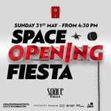 Wally Lopez - Live @ Space Opening Fiesta 2015 (Ibiza) - 31.05.2015