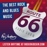 Route 66 Rock & Blues Radio Show (30/07/17) Heroic Harmonica Special