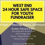 Rally for the West End 24/7 Safe Space!