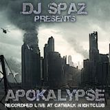 DJ Spaz presents Apokalypse - Recorded Live @ Catwalk Nightclub (sometime in 2000)