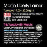 Bang 103FM - Solid City Showcase -Teebone Interview -Lifford Shillingford PA