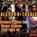 Dance Pon di  Corner #1 @ O'Flaherty's Lorient - 12/12/14
