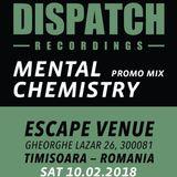 Freenetik Party presents Dispatch Recordings - Mental Chemistry Promo Mix -
