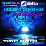 Franco Cinelli  + Interview w/ The Martínez Brothers @ Time Warp Buenos Aires 05.31.2014