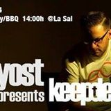 VALENTIN HUEDO - KEEP IT DEEP - LA SAL - 27 MAYO 2014