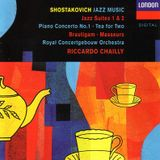 shostakovich jazz suite