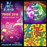 Pride 2018 - Don't Stop the Music - Stay Loud Forever Proud - Special Closeout Set