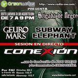 Brigada junto a Geuro Mars, Subway Elephant y Conexión RM