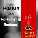 FRETILIN iha Parlamentu Nasional (13-01-2012)