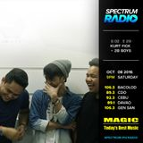 Spectrum Radio - 229 - Kurt Fick + 2B Boys