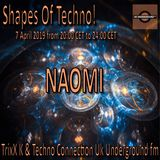 NAOMI - Shapes Of Techno