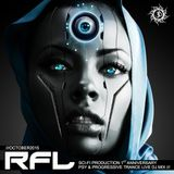 RFL @ SCI-FI production 1ST ANNIVERSARY /// PSY & PROGRESSIVE TRANCE MIX