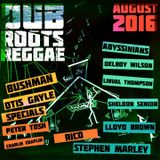 ROOTS * DUB * REGGAE * AUG 2016 * ROOFTOP SOUND UK * free download see link
