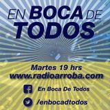 En Boca de Todos 20-10-2015 con el Patrón Bermúdez