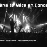 Ramène ta Mère en Concert #5 spéciale Festival Génériq sur Radio Campus Besançon 13/11