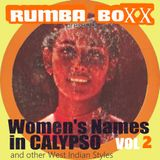 Women's Names in CALYPSO - Vol.2