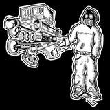 white - tribecore hardfloor 30.7.11